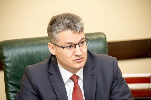 Андрей Панов работает в Кузбассе с 2018 года