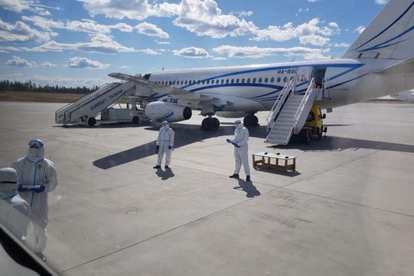 Пермяк Иван улетел с Чаяндинского месторождения чартерным рейсом, который организовал работодатель. Пермский край его не вывез