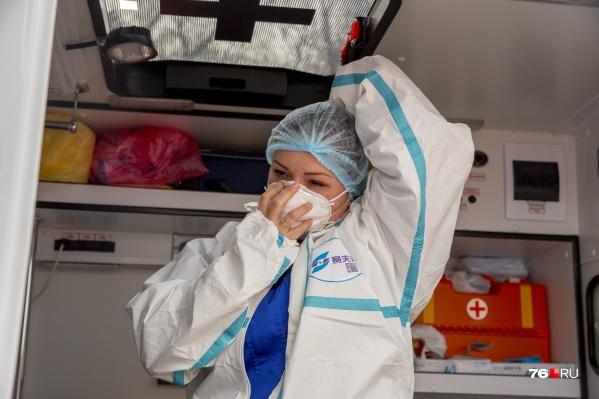 Росстат озвучил реальные данные о смертях от коронавируса в Ярославской области