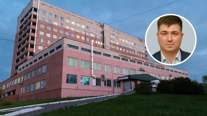 «Приходилось объяснять пациентам, почему нельзя уйти»: хирург о работе в закрытой на карантин ГБ-1