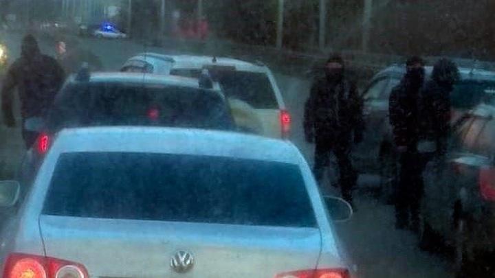 На Демском шоссе в Уфе обезвредили террориста. СК возбудил уголовное дело
