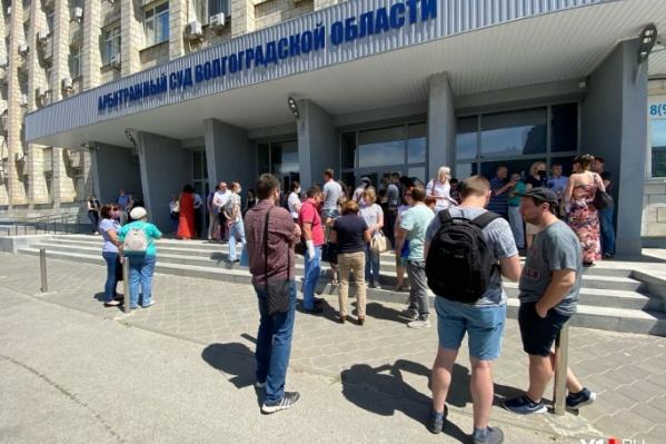 Волгоградцам предстоит доказать в суде права на свои квартиры
