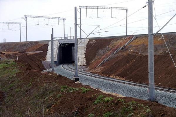 Тоннель призван снизить загруженность станции