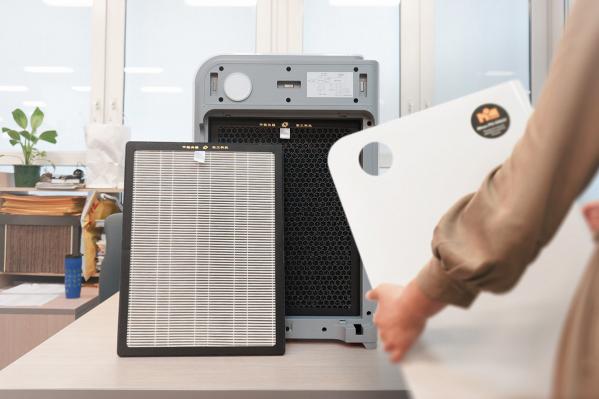 Качество воздуха в помещении лучше всего контролировать с помощью очистителей-обеззараживателей