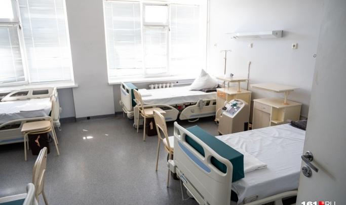 Голубев выделил деньги на новый ковидный госпиталь в Новочеркасске