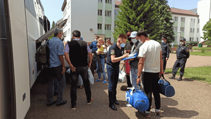 Тринадцать вернувшихся в Уфу туристов отправили в обсерватор