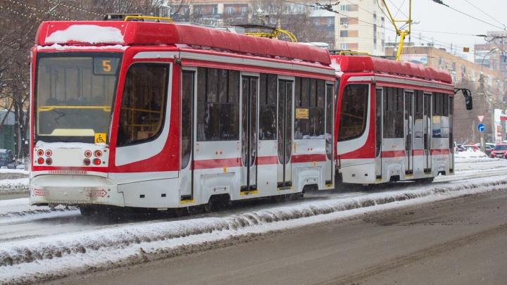 Трамваи S5 больше не будут ходить до стадиона «Самара Арена»