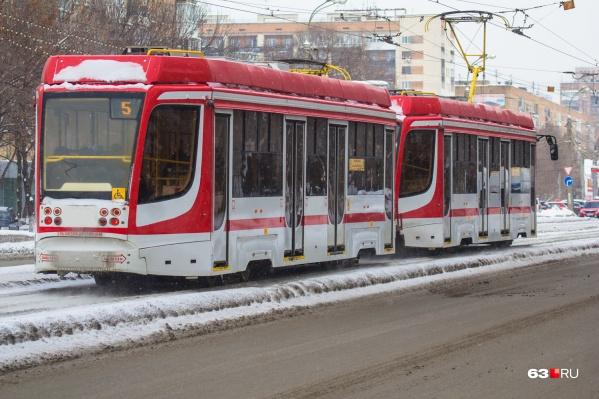Интервал движения трамваев на стадион сократят