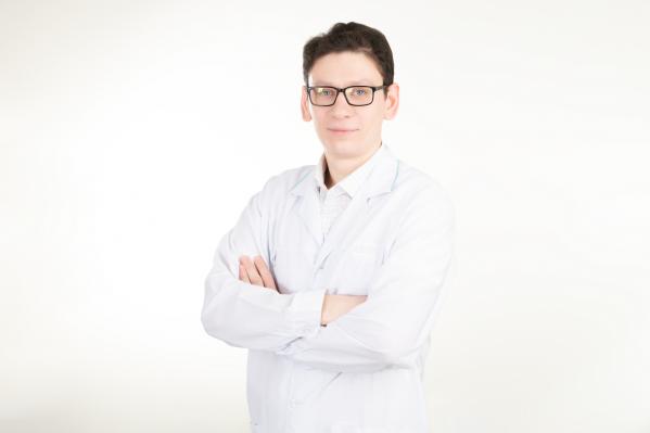 Павел Андреевич Гаврилов, онколог, уролог, хирург — заведующий хирургическим отделением «Клиники Пасман»