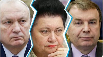 Не голосовали двое: кто из депутатов от Красноярского края поддержал обнуление президентских сроков