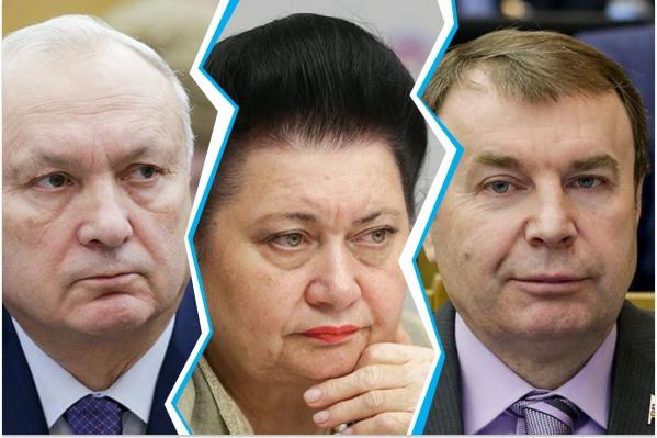 Большинство депутатов поддержали поправку в Конституцию