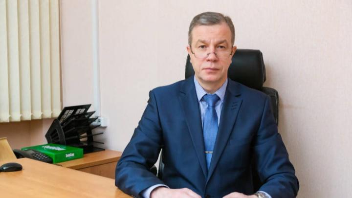 В администрации Архангельска — новый назначенец. Ранее он служил в ФСБ