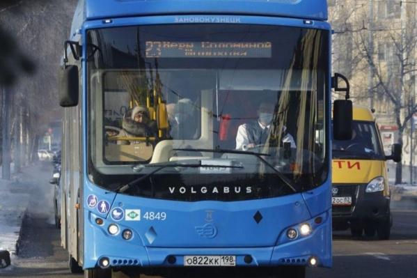 """Водитель обычного автобуса будет получать от <nobr class=""""_"""">50 тысяч</nobr> рублей, а «гармошки» — от <nobr class=""""_"""">60 тысяч</nobr>"""
