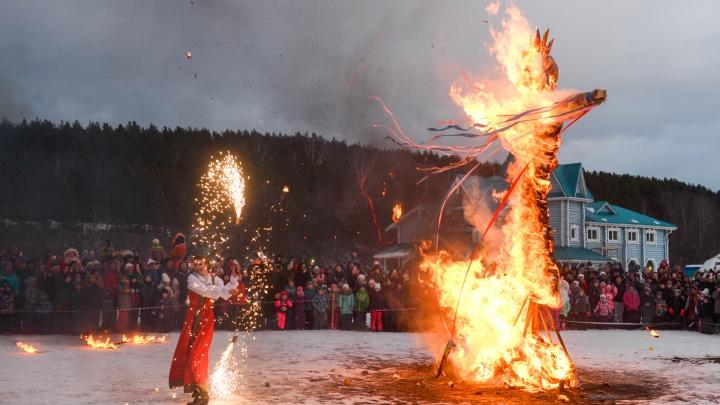 Гори, гори безопасно: как отпраздновать Масленицу и не устроить пожара