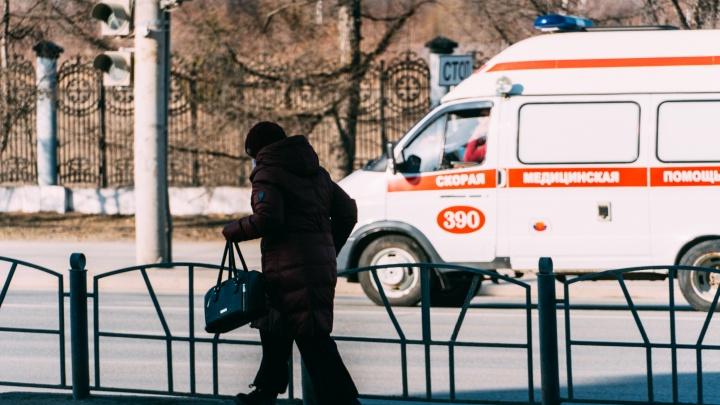 За сутки в Омской области коронавирусом заразилась одна женщина