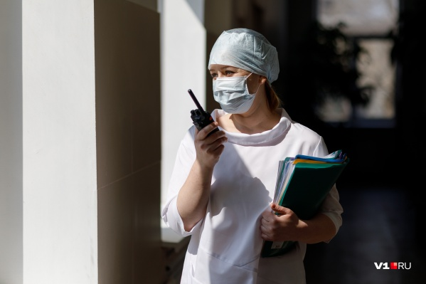 Число заболевших на Дону перевалило за полторы тысячи