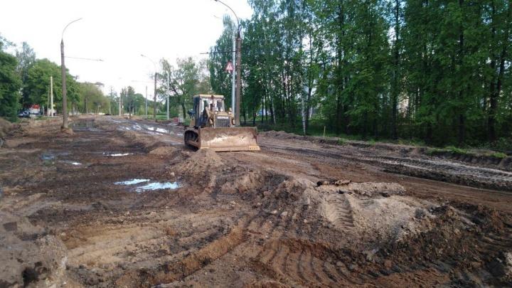 В Ярославле из-за ремонта на Тутаевском шоссе поменяли маршруты автобусов
