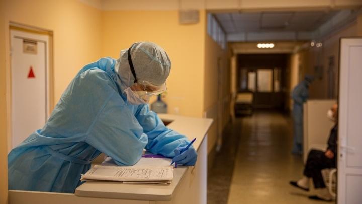 В Курганской области число заражённых COVID-19 приблизилось к полутора тысячам