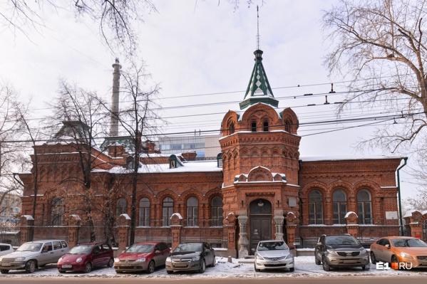 Купец второй гильдии Алексей Железнов выкупил усадьбу в 1910 году