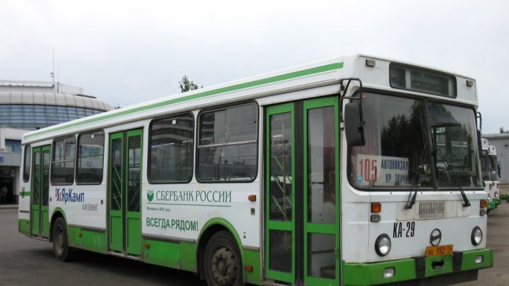 Семь расписаний на одном маршруте: ярославцы запутались в направлениях автобусов