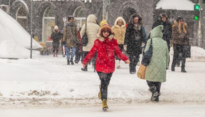 Пасмурно, снежно, но без морозов: чего ждать новосибирцам от погоды в конце февраля
