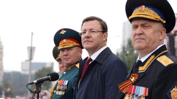 «Мы гордимся вкладом в Победу»: губернатор рассказал, сколько куйбышевцев сражались на фронтах ВОВ