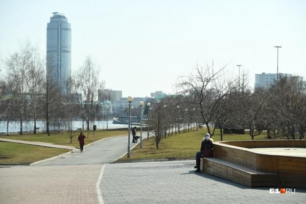 Евгений Куйвашев считает, что о плато говорить рано