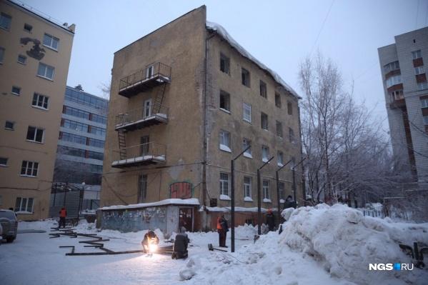 Самое конфликтное предложение — увеличение этажности новостройки в историческом центре Новосибирска