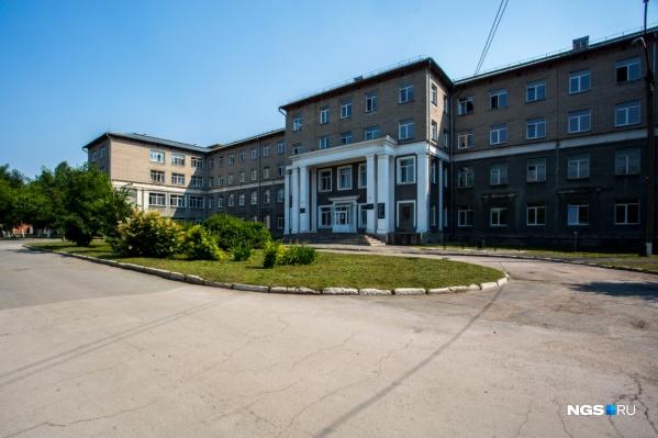Больница продолжает работать, несмотря на ситуацию с коронавирусом