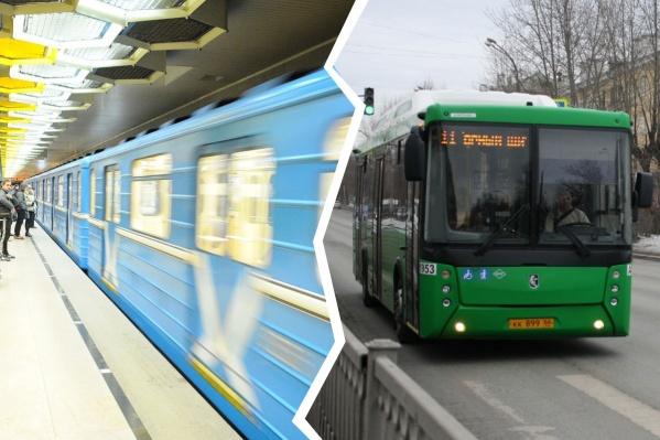Маршрут №11 в 2020 году начнет ездить к метро «Ботаническая»