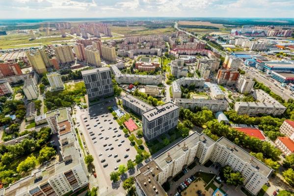 Концепция жилого комплекса заключается в удобстве и комфорте для жителей всех возрастов