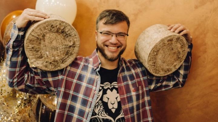 «Максим погиб, а дело живет»: как уральская сыроварня работает, оставшись без основателя
