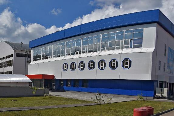 Новый спортивный комплекс закрыли практически сразу после постройки