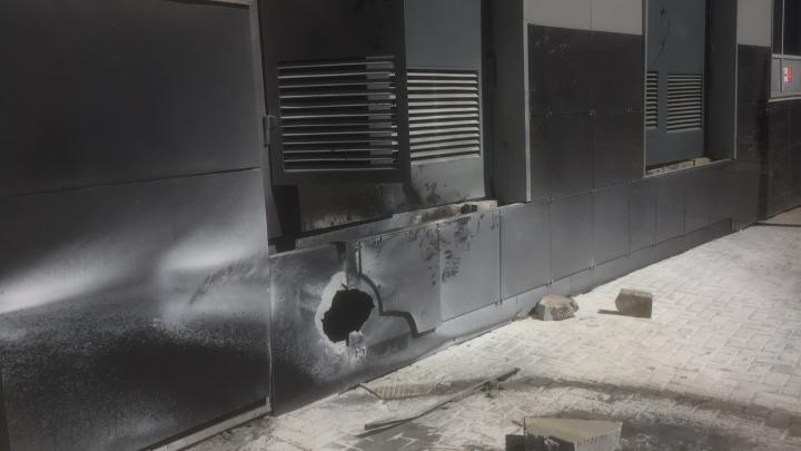 В МЧС назвали возможную причину пожара в архангельском «Европарке»