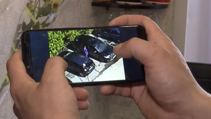 Под окном и цифровым присмотром: челябинцы начали устанавливать системы ночного слежения за авто