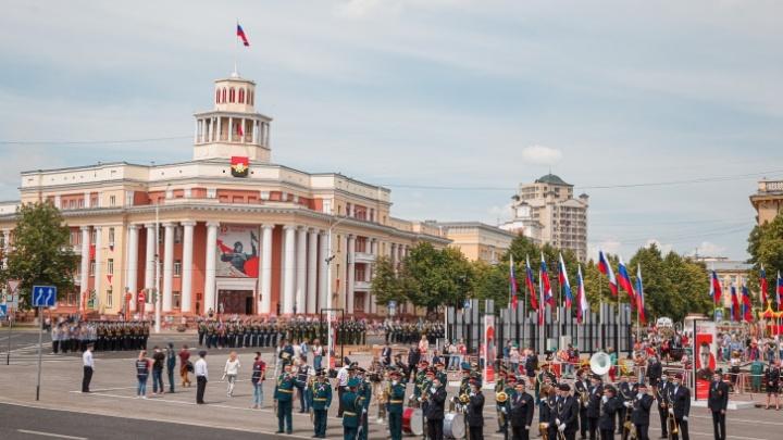 Власти Кемерово наконец-то рассказали, сколько потратили на День Победы