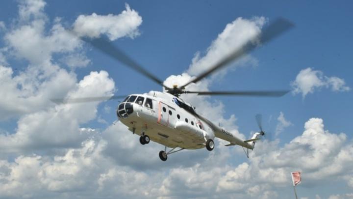 80% пациентов, эвакуированных вертолетом санавиации в Прикамье, были с COVID-19 и подозрением на него