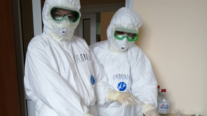 Эфир UFA1: пациентка РКБ имени Куватова подхватила коронавирус, когда лечилась от волчанки