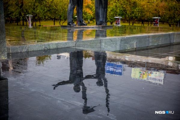 Дождливая погода придёт в Новосибирск в среду