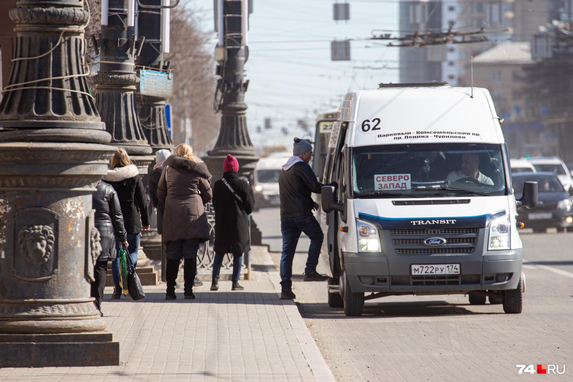 Общественный транспорт потерял большое число пассажиров из-за режима самоизоляции<br>