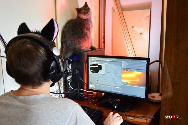 В текущей ситуации не хочется выходить из дома, поэтому оптимальна работа, для которой нужны только компьютер и интернет