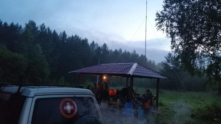 «Не понял, что потерялся»: волонтёры всю ночь искали в лесу под Новосибирском заблудившегося мужчину
