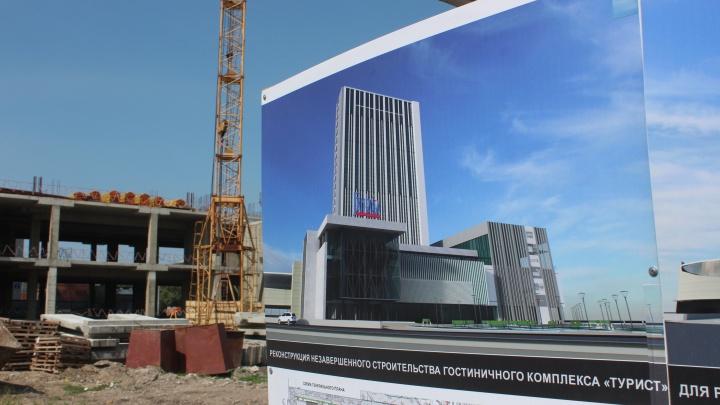 Магазины в подвале, медицинские центры и апарт-отель: что будет в гостинице «Турист» на площади Маркса