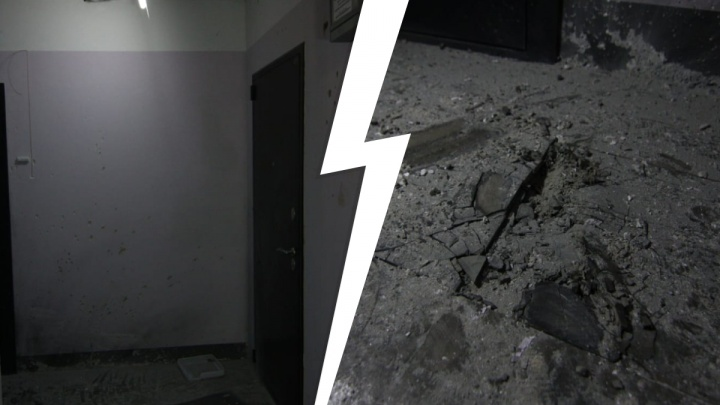 «Полицейский закрыл собой женщину»: подробности взрыва в центре Самаре