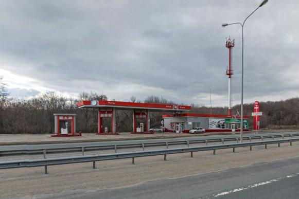 В регионе развивается сеть газозаправочных станций