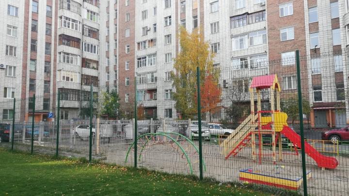 Ремонт дворовых территорий в Омске вышел на финишную прямую