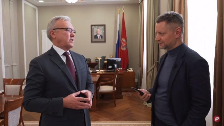«Пивоваровский стиль подкупает»: губернатор прокомментировал фильм «Редакции» о красноярской экологии