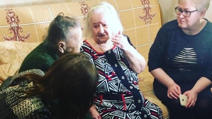 Челябинка, нашедшая сестру спустя 78 лет, стала героиней спецвыпуска во Франции