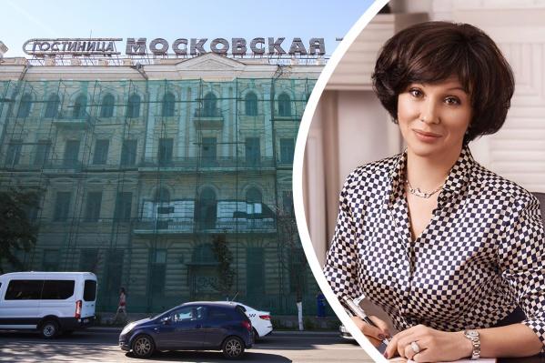Татьяна Шишкина купила «Московскую» несколько лет назад