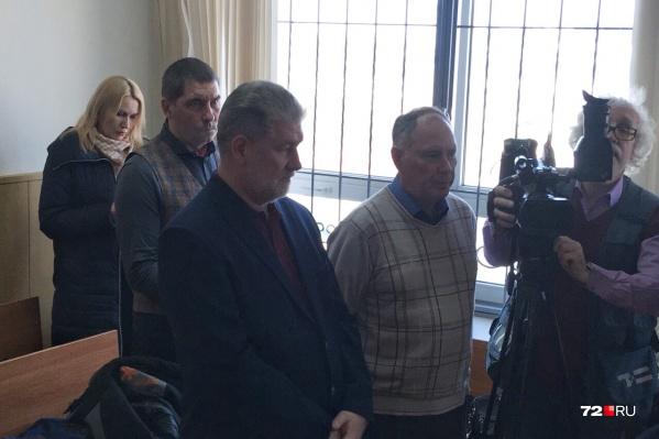 Руководителя ТГИК Игоря Шишкина задержали прямо на рабочем месте больше года назад